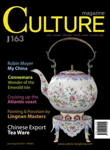Culture - July-August 2018