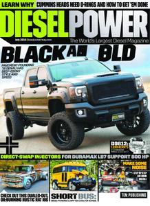 Diesel Power - July 2018