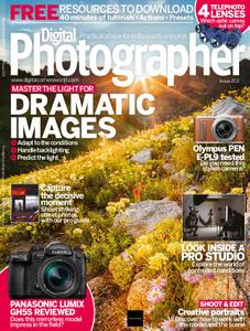 Digital Photographer – August 2018