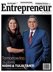 Entrepreneur India - June 2018