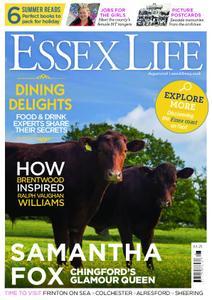 Essex Life – August 2018