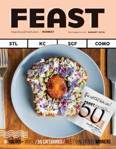 Feast Magazine – August 2018