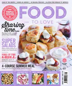 Food To Love – August 2018