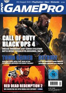 GamePro - Juli 2018
