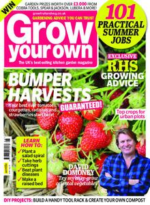 Grow Your Own – August 2018