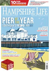 Hampshire Life - August 2018