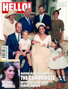 Hello! Magazine UK - 16 July 2018