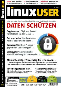 LinuxUser – August 2018