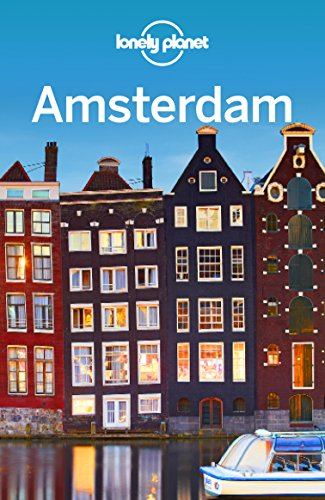 Lonely Planet Amsterdam, 11th Edition
