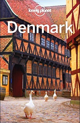 Lonely Planet Denmark, 8th Edition