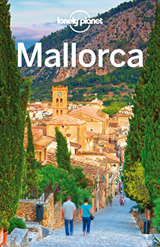 Lonely Planet Mallorca, 4th Edition