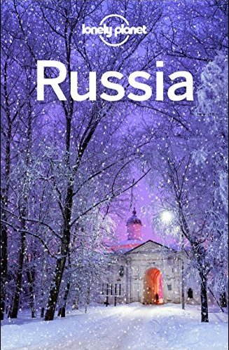 Lonely Planet Russia, 8th Edition