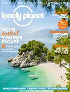 Lonely Planet Traveller UK – August 2018
