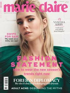 Marie Claire UK – August 2018