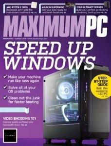 Maximum PC – August 2018