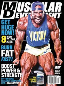 Muscular Development – July 2018