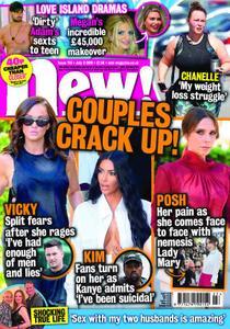 New! Magazine – 09 July 2018