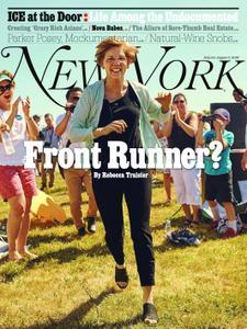 New York Magazine – July 23, 2018