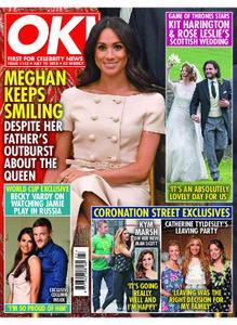 OK! Magazine UK – 09 July 2018