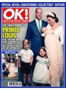 OK! Magazine UK – 23 July 2018