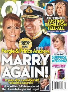OK! Magazine USA – July 23, 2018