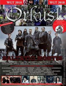 Orkus! Germany - Juli-August 2018
