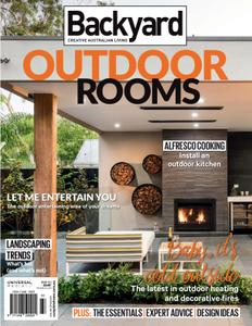 Outdoor Rooms – June 2018