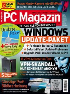 PC Magazin - Juli 2018