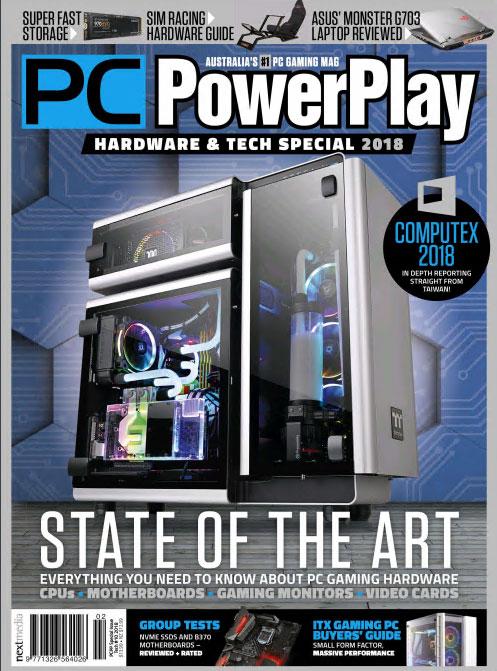 PC Powerplay: Hardware & Tech Special 2018