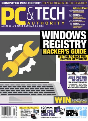 PC & Tech Authority - August 2018