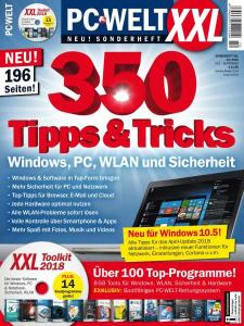 PC-Welt Sonderheft XXL – Juli-September 2018