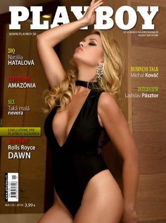 Playboy Slovakia - May 2018