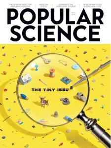 Popular Science USA – August/September 2018