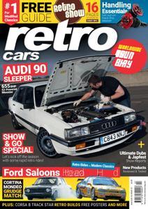 Retro Cars - July 2018