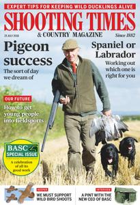 Shooting Times & Country – 25 July 2018
