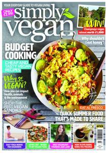 Simply Vegan – July 2018