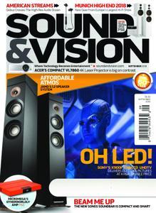 Sound & Vision – August 2018