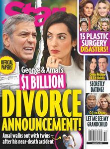 Star Magazine USA - August 06, 2018