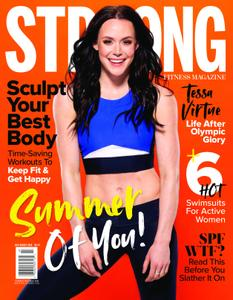 Strong Fitness – July/August 2018