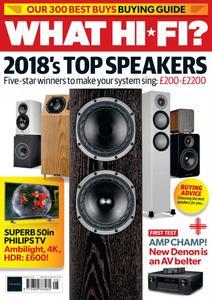 What Hi-Fi? UK - August 2018