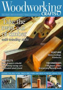Woodworking Crafts – August 2018