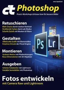 c't Magazin Sonderheft - Photoshop 2018c't Magazin Sonderheft - Photoshop 2018