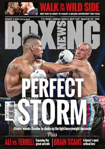 Boxing News – August 09, 2018