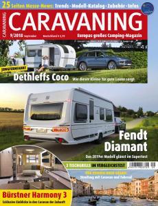 Caravaning - September 2018