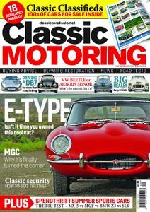 Classic Motoring – September 2018