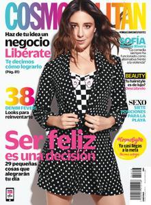 Cosmopolitan México – 15 agosto 2018