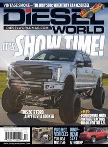 Diesel World - October 2018