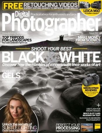 Digital Photographer - October 2017