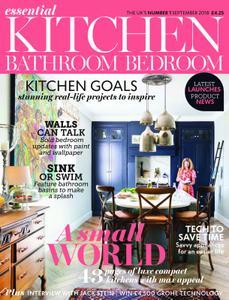 Essential Kitchen Bathroom Bedroom – September 2018