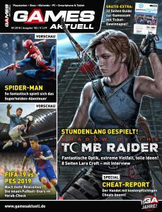 Games Aktuell – September 2018
